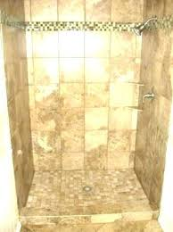how much does it cost to install a shower stall bathroom tile installation cost shower stall
