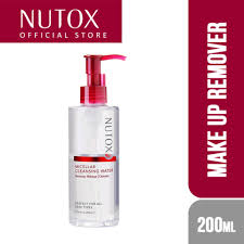nutox micellar cleansing water 200ml