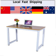 pc world office furniture. Modern Wooden U0026 Metal Computer PC Home Office Desk Table Functional Study NewChina Pc World Furniture
