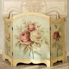 Small Picture Making Decorative Fireplace Screens Home Decor and Design