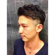 オンオフセクシーパーマ理容室 Hiro Ginza Hair Salon 新橋 銀座口