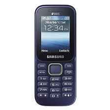 Samsung Guru Music 2 Blue SM-B310E ...