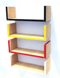 wall mountable bookshelves
