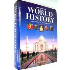 World History Patterns Of Interaction Online Textbook Inspiration MR FOX'S WORLD HISTORY B Home