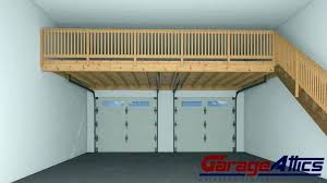 suspended garage shelves garage ceiling storage storage