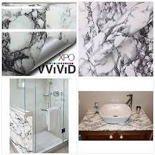 pink marble countertop vinyl granite look effect self adhesive faux counter