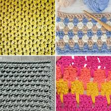Different Crochet Patterns