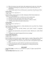 Cover Letter For Resume Veterinary Technician Write Entry Level
