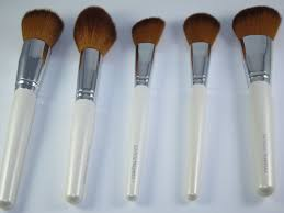 coastal scents brushes. coastal scents pearl brush set9 brushes