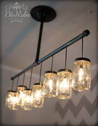 mason jar lighting fixture. Best 25 Jar Chandelier Ideas On Pinterest Mason Regarding  Incredible Household Glass Plan Mason Jar Lighting Fixture E