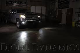Fog Light Leds For 2014 2019 Toyota Tundra Pair