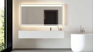 Magna Ist Ein Badspiegel Mit Rundherum Beleuchtung