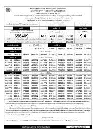 ตรวจหวย ตรวจผลสลากกินแบ่งรัฐบาล 16 ตุลาคม 2557 ใบตรวจหวย 16/10/57