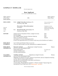 Ideas Collection Proper Resume Font Size Font Size For Resume