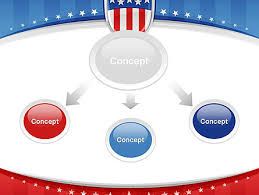 Patriotic Ppt Templates Download American Powerpoint Template
