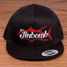 Script Tuna Mesh Trucker Hat (6006 BLACK) | FINBOMB