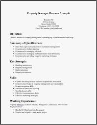 Property Manager Resume Sample – 19 Skills To List A Resume ...