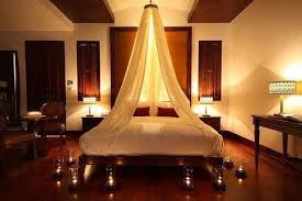 Candlelit Bedroom Ideas
