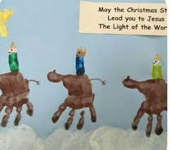 Nursery Craft Ideas For Christmas  Affordable Ambience DecorNursery Christmas Crafts