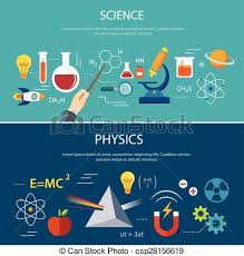 Science Physics Science And Physics Education Concept