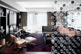 Small Picture Contemporary Apartment Interior Design Jakarta Indonesia By Sammy