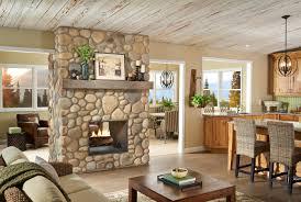 es river rock rio grande int fireplace set mantel2 colorado river rock