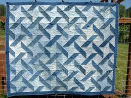 Pictures of Star Quilts to Inspire Your Next Project & Denim Friendship Stars Quilt Adamdwight.com
