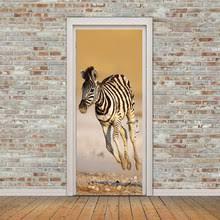 vinyl wall <b>zebra</b>