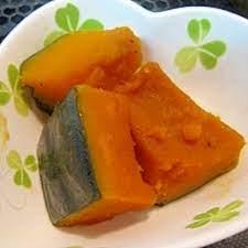 冷凍 かぼちゃ 煮物