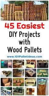 Diy Pallet Projects 45 Easiest Diy Projects With Wood Pallets