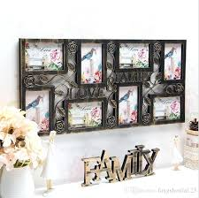 family collage frames family collage photo frame family love wall hanging photo collage frame 8 picture family collage frames