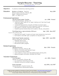Confortable Listing Student Teaching Experience On Resume for Your Resume  Deans List
