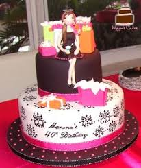 100 Best 40th Birthday Cake For Women Images Birthday Cakes