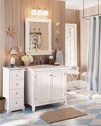 Bathroom Paint Finish Beach Themed Bathroom Paint Colors White Gloos Tile Flooring White
