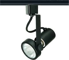 Satco Nuvo Track Lighting Details About Nuvo Lighting Th221 Single Light Par20 Gimbal Ring Track Head Black