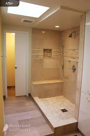 bathroom remodel toronto. Recent Bathroom Renovation Project: Marble Shower, Gorgeous, Big, And Functional. Remodel Toronto