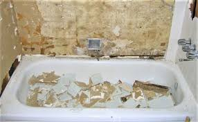 Cleaning Bathroom Tile Magnificent How To Remove Grout Mortar And Drywall Mud From A Bathtub