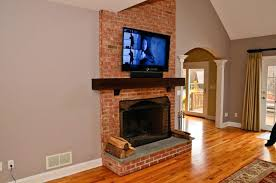 tv on mantle installation brick fireplace tv stand mount mantel flat screen tv mantle mount