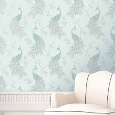 Silver Bedroom Wallpaper Shabby Chic Floral Wallpaper In Various Designs Wall Decor New