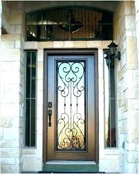 iron front doors. Rod Iron Front Door Brilliant Wrought Doors With Sidelights Inspirational Southern Pertaining To 3 S