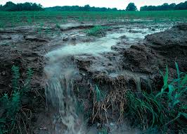 water food energy climate change nexus flow unprotected farm fields yield topsoil as well as farm fertilizers and other potential pollutants when heavy