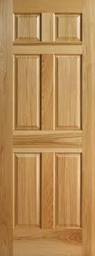excellent ideas 6 panel wood doors hickory 6 panel interior doors with raised panels homestead doors