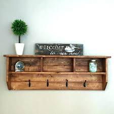 wood coat rack wall racks astonishing solid wooden bed with storage expandable cherry