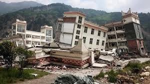 These earthquakes are not random; Earthquake