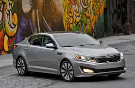 Kia to Release Wagon and Coupe Versions of the Optima...Maybe ...