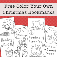 Free printable fall coloring bookmarks for kids terms of use. Free Printable Christmas Bookmarks To Color For Kids