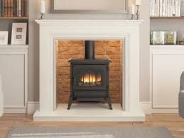 Attractive Marble Fireplace Surround