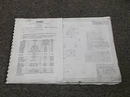 1994 ford l8000 l9000 dump truck vacuum electrical wiring diagram 1992 1998 freightliner xc rv chassis electrical wiring diagram manual 1996 1997