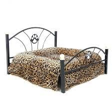 beds fancy wooden dog beds australia online wood bed pallet
