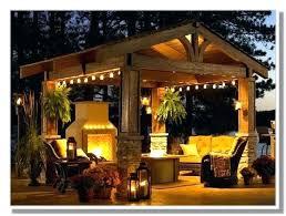 gazebo lighting ideas 6 most beautiful best design intended for light decorations solar ligh